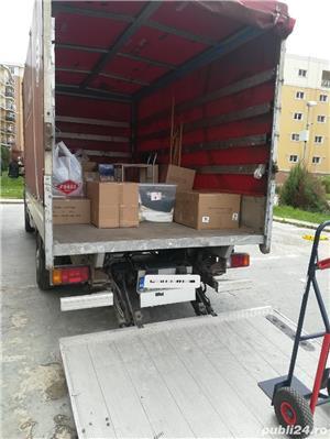 Transport sau inchiriere duba+sofer pt marfuri sau mutari  in Bucuresti si provincie  - imagine 1