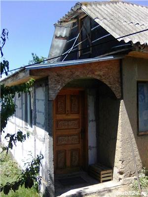 Vand casa si teren in Somova, aproape de balta. - imagine 7