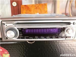 radio cd cu mp3 kenwood - imagine 1