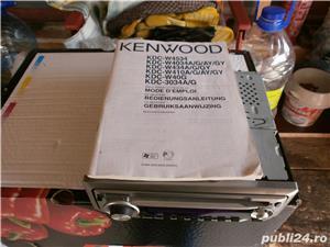 radio cd cu mp3 kenwood - imagine 7