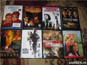 ROBERT REDFORD,18 DVD ORIGINALE,FILME DE OSCAR,IN ROMANA,COLECTIE DE LUX,INCEPUTURI PANA IN PREZENT - imagine 3