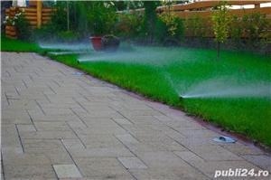 Sisteme de irigații automate, sistem hidrofor, pompe de apă, rulouri gazon  - imagine 3