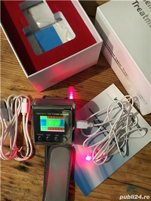 Ceas Tratament Laser,sau schimb cu Iphone X silver 256 - imagine 7