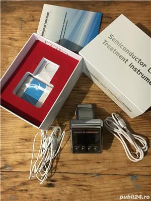 Ceas Tratament Laser,sau schimb cu Iphone X silver 256 - imagine 3