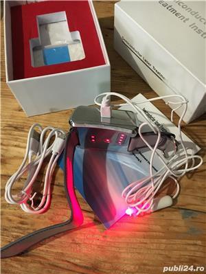 Ceas Tratament Laser,sau schimb cu Iphone X silver 256 - imagine 6