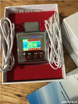 Ceas Tratament Laser,sau schimb cu Iphone X silver 256 - imagine 2