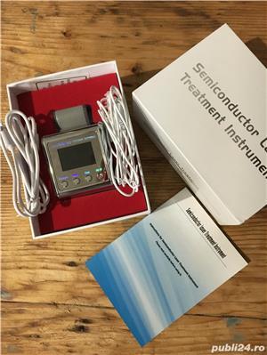Ceas Tratament Laser,sau schimb cu Iphone X silver 256 - imagine 1