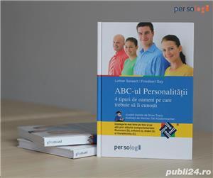 ABC-ul Personalitatii - 4 tipuri de oameni, pe care trebuie sa ii cunosti - imagine 1