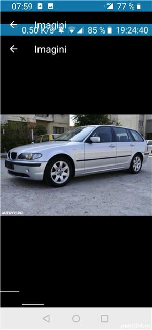 BMW 320d - imagine 7