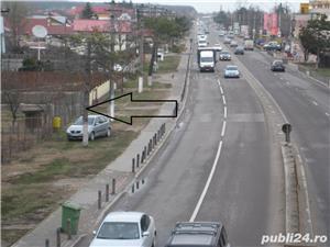 Teren intravilan 1500 mp Balotesti / Saftica DN1 (Bucuresti - Ploiesti) - imagine 3