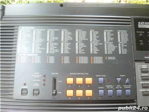 Orga electronica Casio CTK 750 5 octave, clape normale - imagine 2