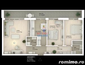 Apartament modern 3 camere 92mp | COMISON 0% | DIRECT DEZVOLTATOR - imagine 2