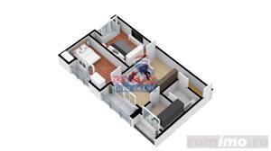 Apartament cu 3 camere | 55mp| Comision 0%|  Direct de la dezvoltator - imagine 7