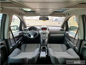 Opel Zafira,GARANTIE 3 LUNI,AVANS 0,RATE FIXE,Motor 1700 CDTI,125CP,Model 7 locuri.  - imagine 9