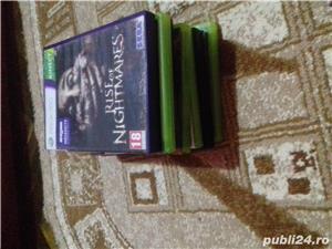 Xbox360 + 7 jocuri + kinect - imagine 2