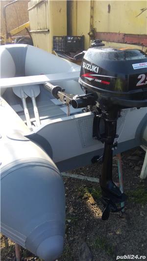Vând barca gonflabila cu motor - imagine 1