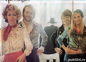 colecţie mape interioare viniluri ABBA - imagine 1