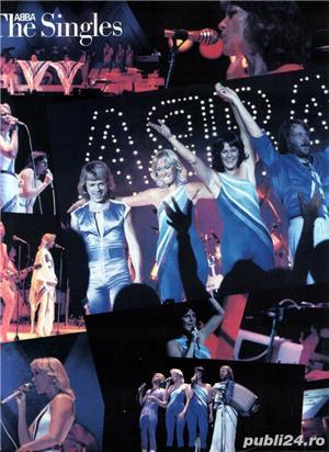 colecţie mape interioare viniluri ABBA - imagine 4