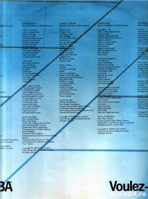 colecţie mape interioare viniluri ABBA - imagine 5
