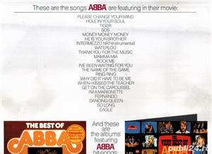 colecţie mape interioare viniluri ABBA - imagine 11