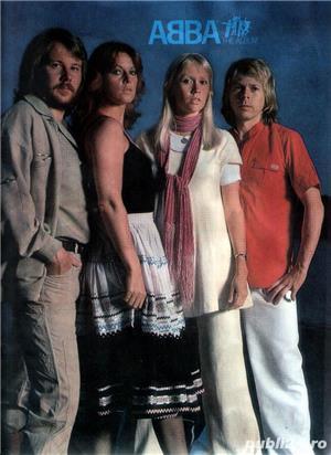 colecţie mape interioare viniluri ABBA - imagine 2