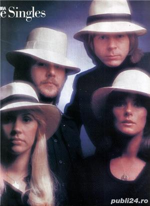 colecţie mape interioare viniluri ABBA - imagine 6