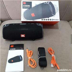 Boxa Portabila JBL XTREME cu Bluetooth ,slot pentru Card ,USB si Radio - imagine 1