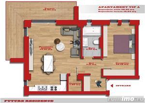 Giroc - Bl. Nou - Ap. Cu 2 Si 3 Camere - Lift - Parcare - Terase - Finisaje Premium - imagine 2