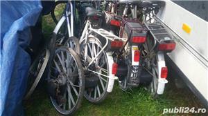 bicicleta  saxonette   cu motor pe benzina - imagine 4