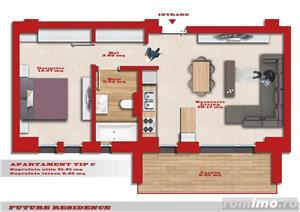 Giroc - Bl. Nou - Ap. Cu 2 Si 3 Camere - Lift - Parcare - Terase - Finisaje Premium - imagine 4