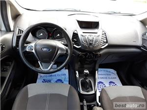 Ford Ecosport 1.5 tdci 2016 Business - 112.552 km Diesel - Manual - 95 cp - 115 g/km - EURO  6 - imagine 12