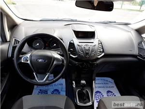 Ford Ecosport 1.5 tdci 2016 Business - 112.552 km Diesel - Manual - 95 cp - 115 g/km - EURO  6 - imagine 8