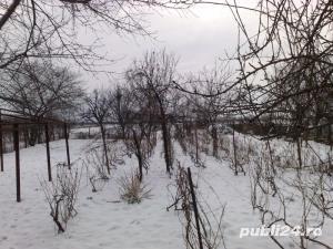 Vand casa si 7500mp teren intravilan in Ploiesti str.Mihai Bravu 90000Euro NEGOCIABIL - imagine 11