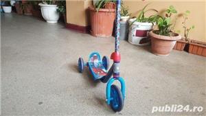 Tricicleta Spiderman - imagine 3