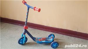 Tricicleta Spiderman - imagine 1