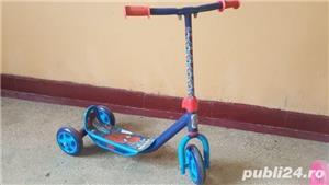 Tricicleta Spiderman - imagine 4