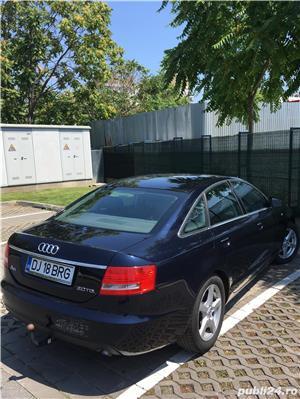 Audi A6TDI BRE/ EURO4/ UNIC proprietar - imagine 2