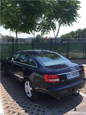 Audi A6TDI BRE/ EURO4/ UNIC proprietar - imagine 8