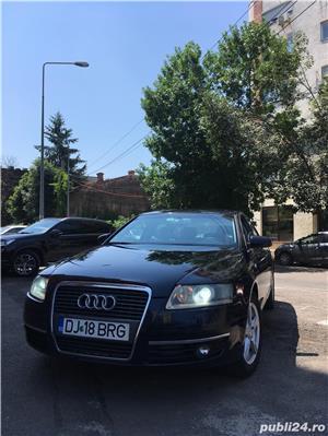 Audi A6TDI BRE/ EURO4/ UNIC proprietar - imagine 1