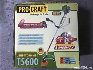 Motocoasa procraft 5600 - imagine 2