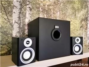 Vand subwoofer pasiv HECO  - imagine 3