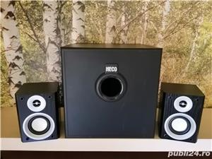 Vand subwoofer pasiv HECO  - imagine 2