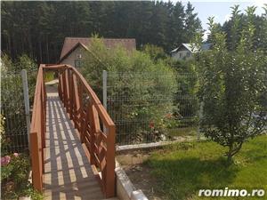 Teren 6900mp + Vila 400mp, mobilata si utilata, zona buna, Suceava - imagine 9