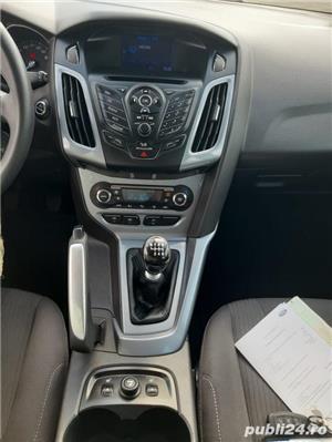 Ford FocusTitanium 2011 Start/Stop 1.6 Diesel 116 Cp. Climatronic Navi  - imagine 12