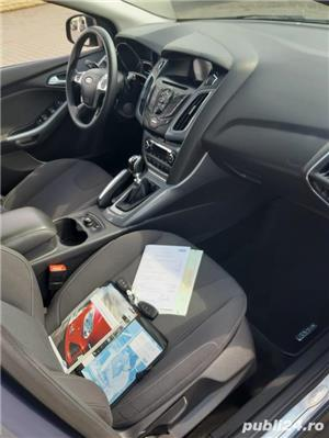 Ford FocusTitanium 2011 Start/Stop 1.6 Diesel 116 Cp. Climatronic Navi  - imagine 13