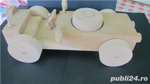 jucarii din lemn - imagine 1