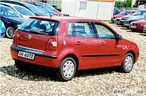 VW POLO - 1.2 BENZINA - EURO 4 - vanzare in RATE FIXE cu avans 0%.  - imagine 3