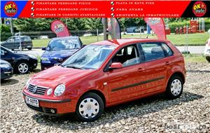 VW POLO - 1.2 BENZINA - EURO 4 - vanzare in RATE FIXE cu avans 0%.  - imagine 1