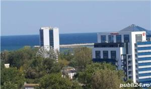 Inchiriez apartament decomandat 3 camere-vedere la mare și lac- la intrare în stațiunea Mamaia  - imagine 6