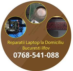 Mentenanta Laptop reparatii service la domiciliu - imagine 1